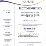 PIST 9001 ELL 2018 ΕΕ